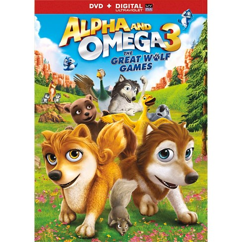 Alpha and Omega 3: The Great Wolf Games - image 1 of 1