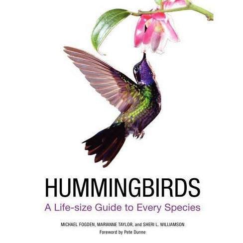 Hummingbirds - by  Michael Fogden & Marianne Taylor & Sheri L Williamson (Hardcover) - image 1 of 1