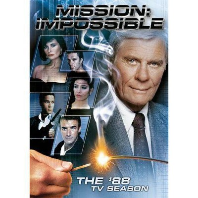 Mission: Impossible - The '88 TV Season (DVD)(2011)