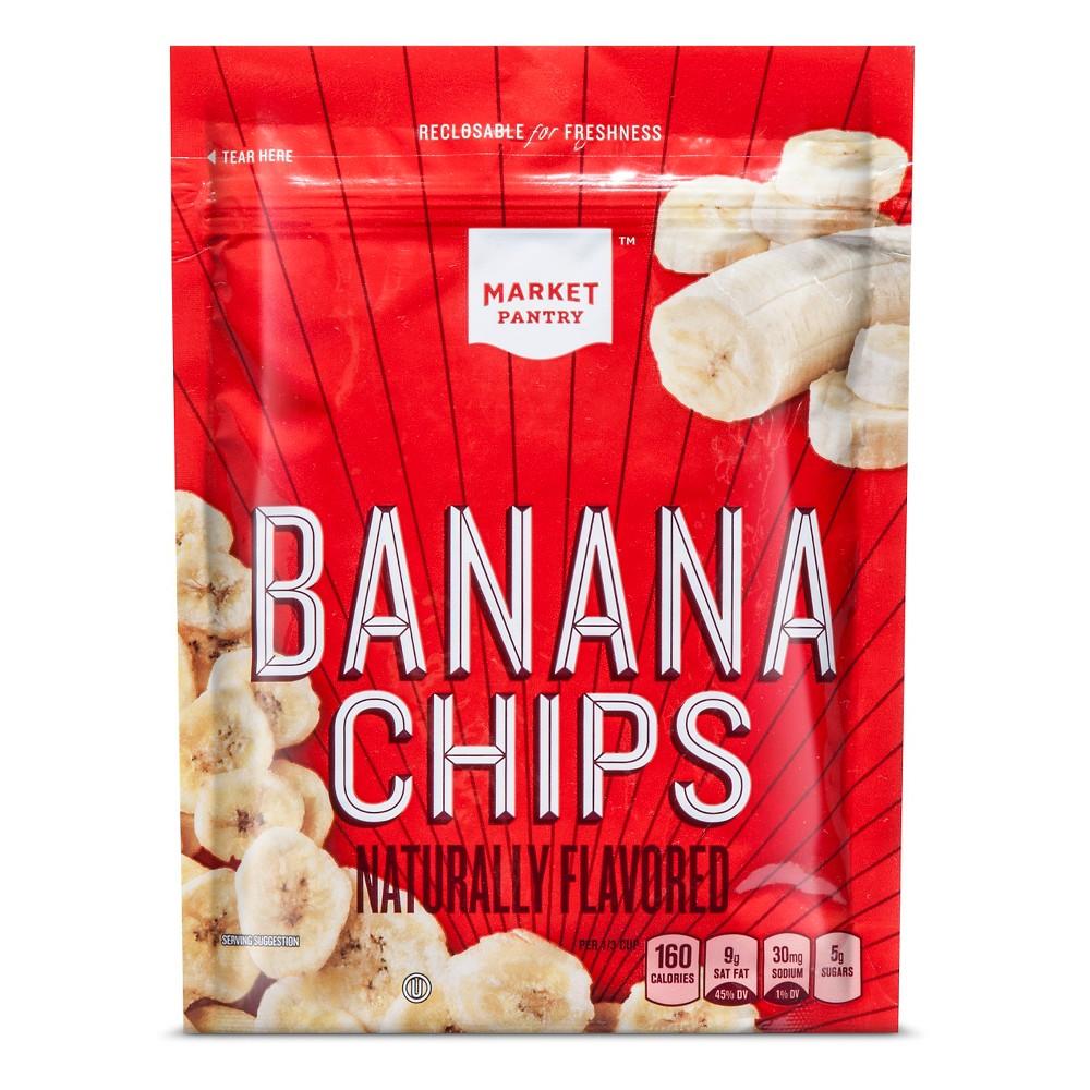 Banana Chips on the go