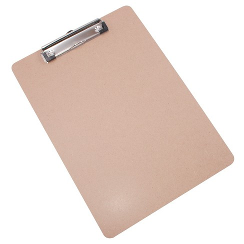 composite clipboard brown up up target