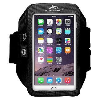 "Armpocket Mega Armband (fits up to 6.5"" Phone) - Black"
