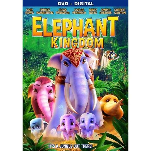 Elephant Kingdom (DVD) - image 1 of 1
