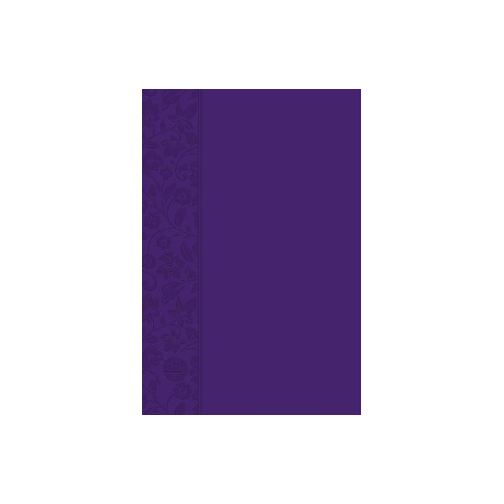 The Passion Translation New Testament 2020 Edition Violet By Brian Simmons Leather Bound