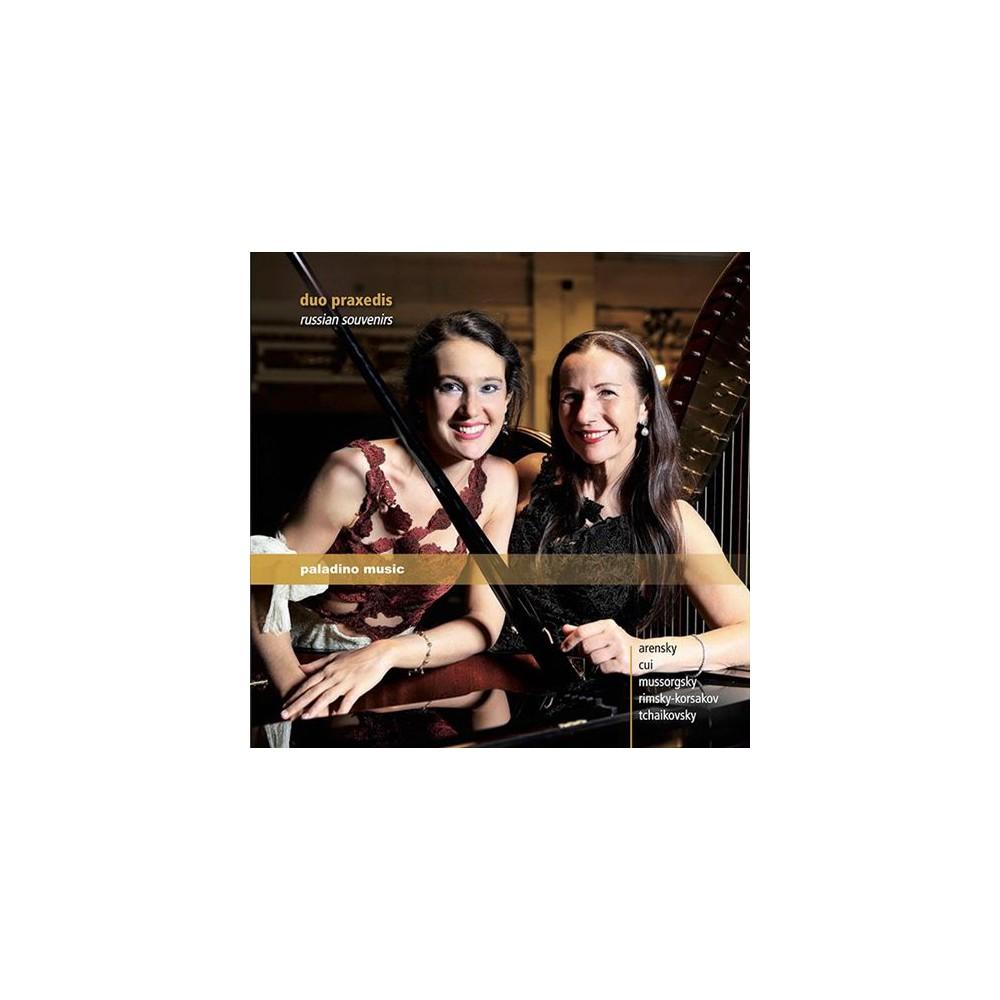 Duo Praxedis - Russian Souvernirs (CD)