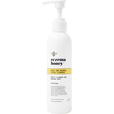 Eczema Honey Oatmeal Facial Cleanser - 6oz