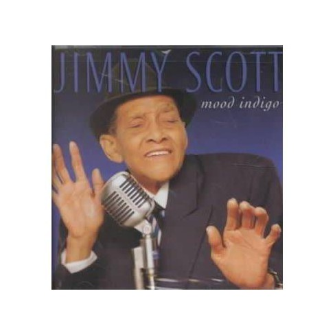 Jimmy Scott - Mood Indigo (CD) - image 1 of 1
