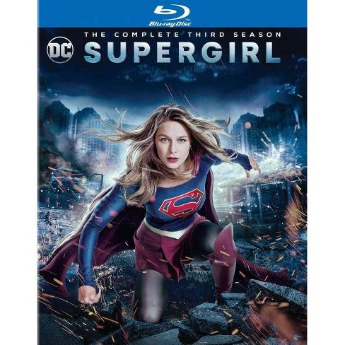 Supergirl: The Complete Third Season (Blu-ray) - image 1 of 1