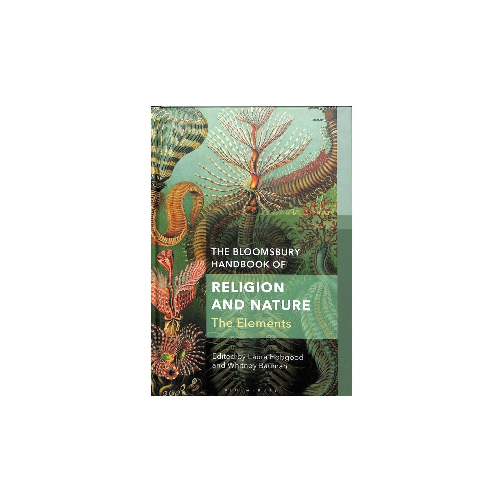 Bloomsbury Handbook of Religion and Nature : The Elements - (Hardcover)