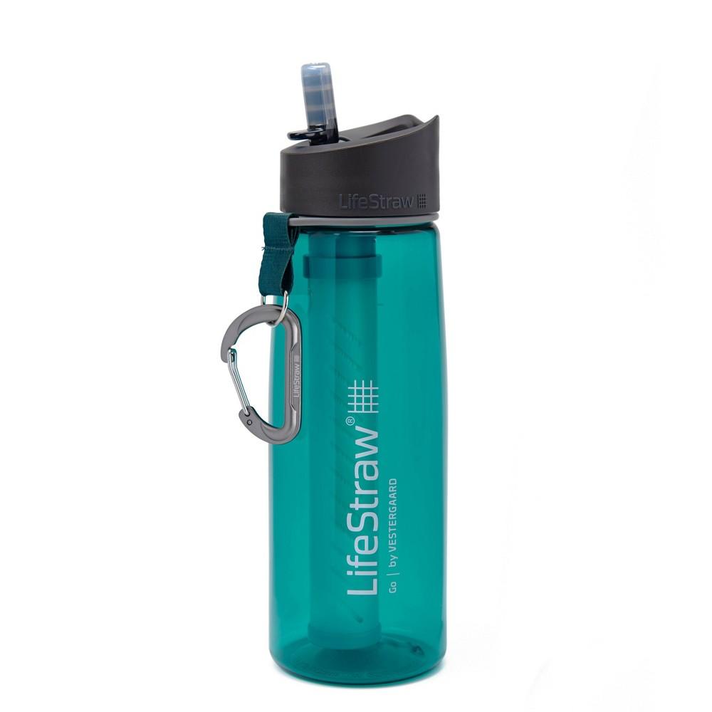 Lifestraw Go Water Filter Bottle Dark Teal