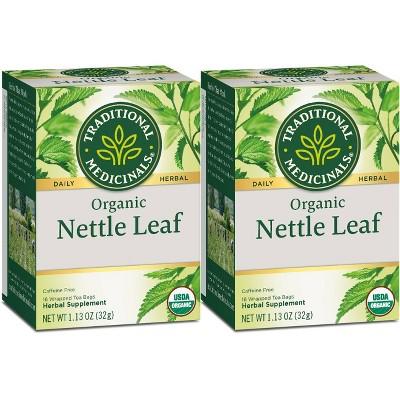 Tea Bags: Traditional Medicinals Nettle Leaf Tea Bags