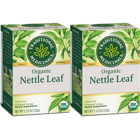 Traditional Medicinals Nettle Leaf Organic Tea - 32ct - image 1 of 2