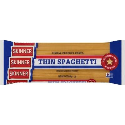 Pasta: Skinner