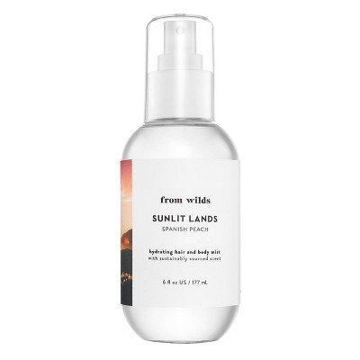 From Wilds Sunlit Lands Women's Hair and Body Spray - 6 fl oz
