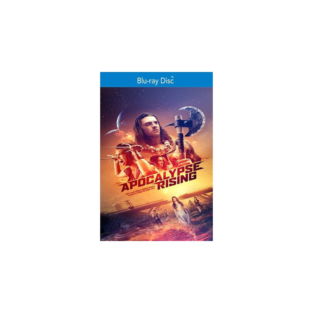 Apocalypse Rising (Blu-ray)