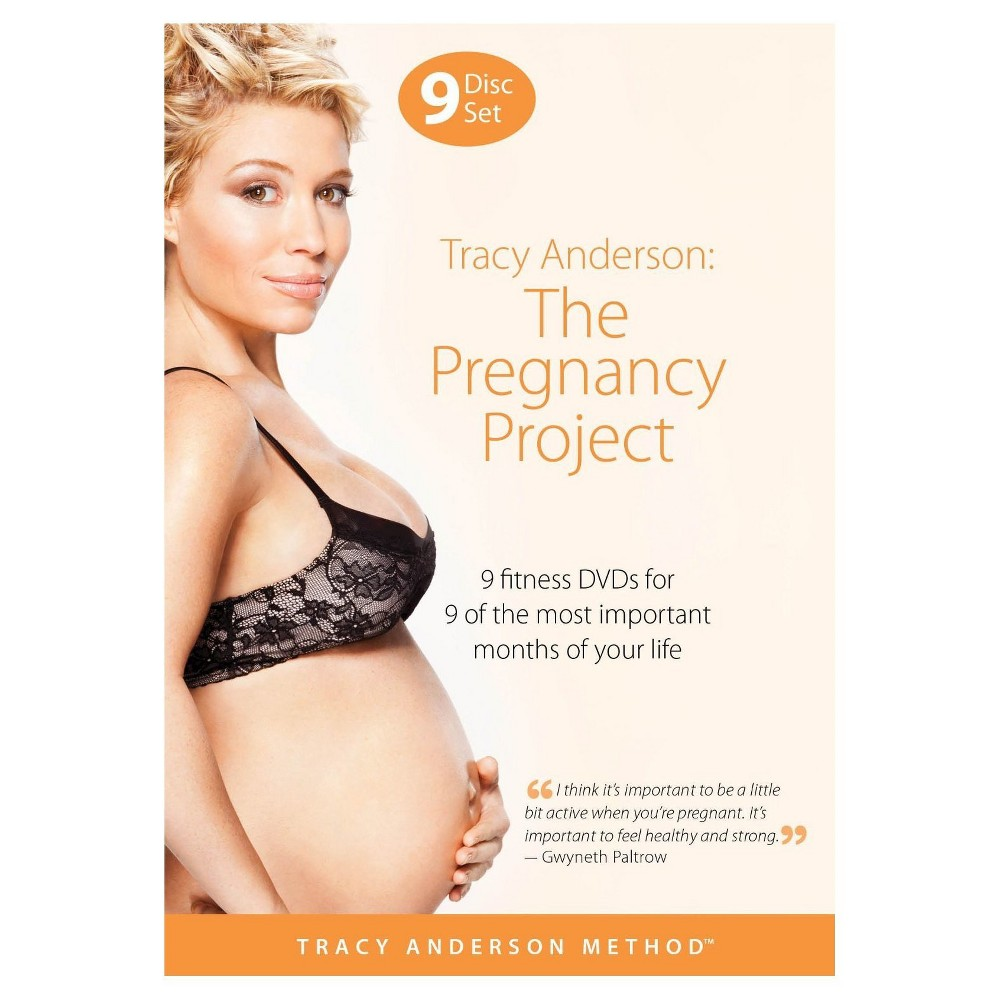 Tracy Anderson:Pregnancy Project (Dvd)