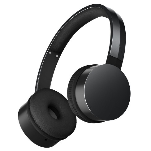 Sharper Image Wireless On Ear Black Sbt663bk Target