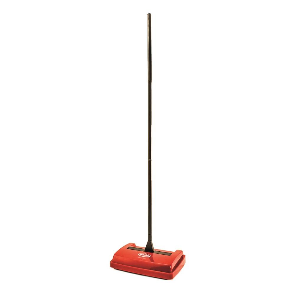 Image of Ewbank Single Height Speedsweep Carpet Sweeper - Red