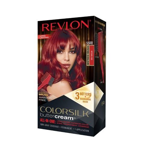 Revlon Colorsilk Buttercream Permanent Superior Hair Color 55rr
