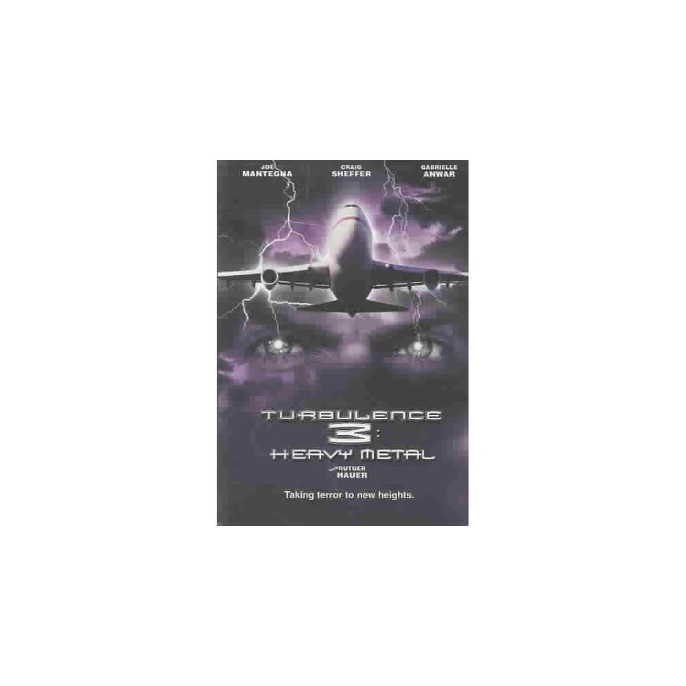 Turbulence 3:Heavy Metal (Dvd)