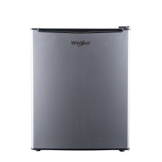 Whirlpool 2.7 cu ft Mini Refrigerator Stainless Steel BC-75A