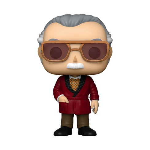 POP Icons: Marvel: Stan Lee (SDCC 2020 Shared Funko Exclusive) - image 1 of 2