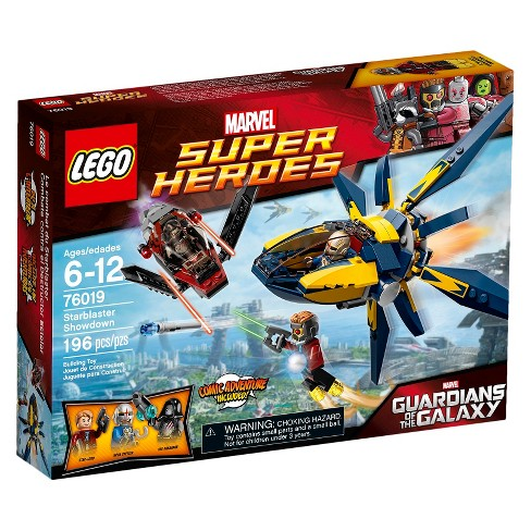 LEGO® Super Heroes Starblaster Showdown 76019 - image 1 of 7
