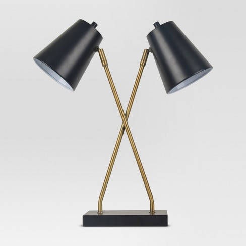 Olson Two Head Task Lamp - Project 62™ - image 1 of 4