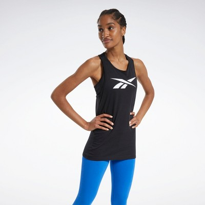 Reebok Training Essentials Graphic Tank Top Womens Athletic Tank Tops