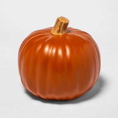 "9"" Carvable Pumpkin Halloween Halloween Decorative Prop - Hyde & EEK! Boutique™"