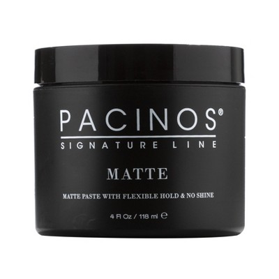 Pacinos Matte Styling Paste - 4oz