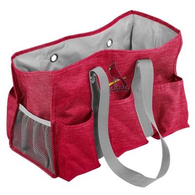 MLB St. Louis Cardinals Crosshatch Jr Caddy Backpack