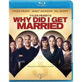 Tyler Perry's Why Did I Get Married? (Blu-ray)(2010)