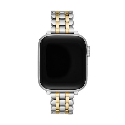 Kate Spade New York Two-Tone Stainless Steel 38/40mm Bracelet Band for Apple Watch