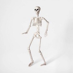 Medium Posable Skeleton Halloween Dcor - Hyde & EEK! Boutique™
