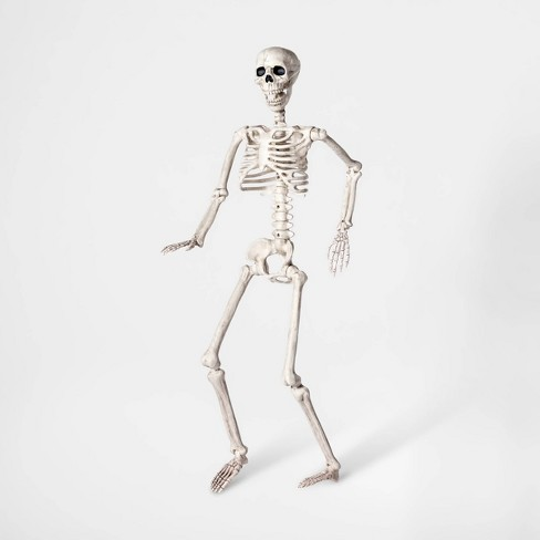 Medium Posable Skeleton Halloween Dcor - Hyde & EEK! Boutique™ - image 1 of 1