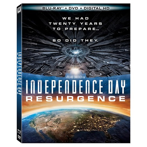 Independence Day Resurgence (Blu-ray + Digital) - image 1 of 1