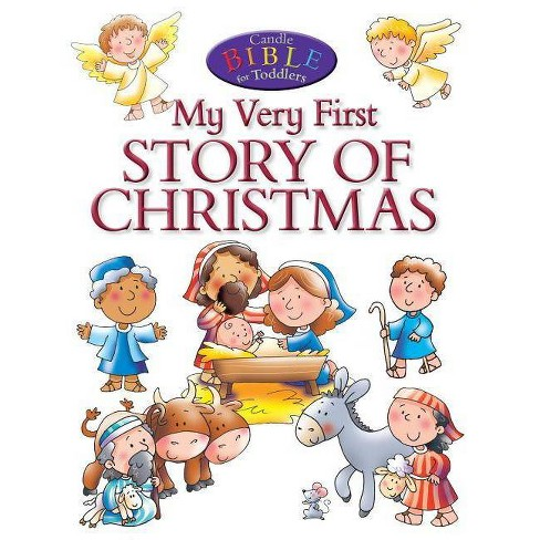 My Very First Christmas - (Candle Bible for Toddlers) by  Juliet David (Paperback) - image 1 of 1
