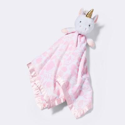 Security Blanket Unicorn XL - Cloud Island™ Pink
