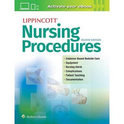 Lippincott Nursing Procedures - 8th Edition (Paperback)