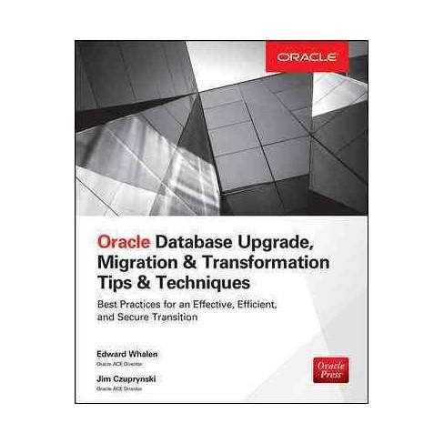 Oracle Database Upgrade, Migration & Tra (Paperback)