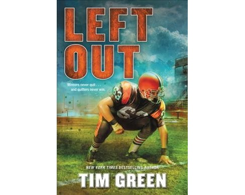 Left Out (Reprint) (Paperback) (Tim Green) - image 1 of 1