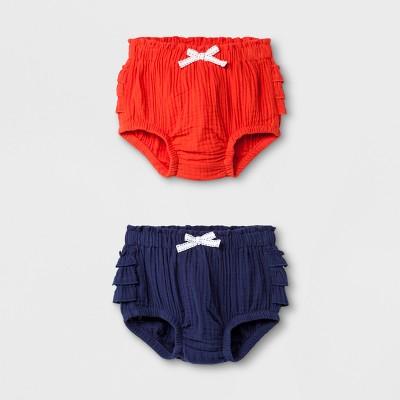Baby Girls' Trouser Shorts - Cat & Jack™ Pink 6-9M