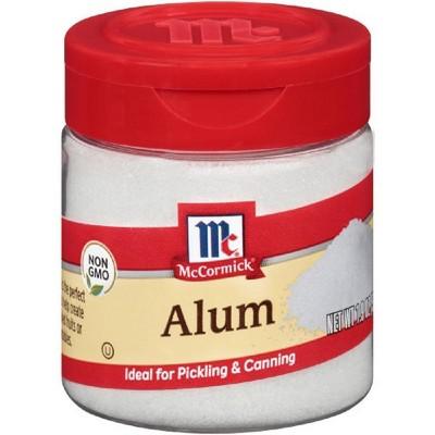 McCormick Alum - 1.9oz
