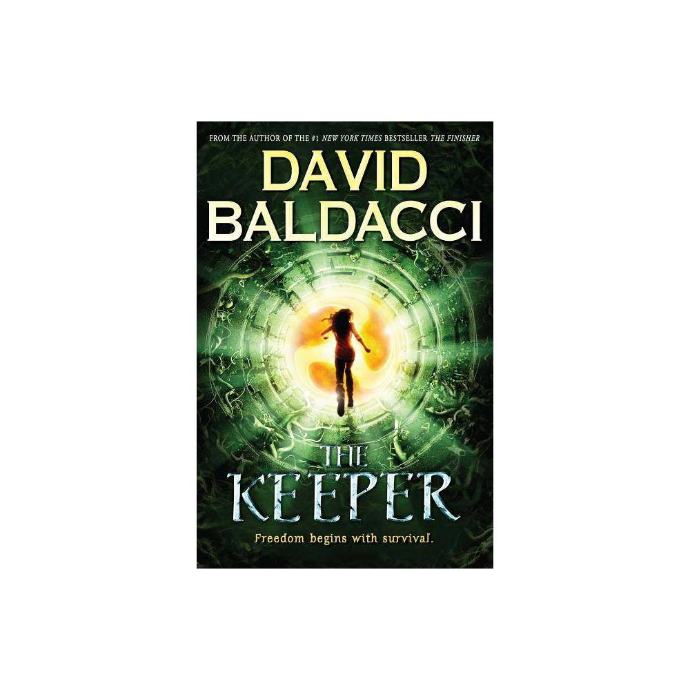 The Keeper Vega Jane Book 2 2 By David Baldacci Hardcover