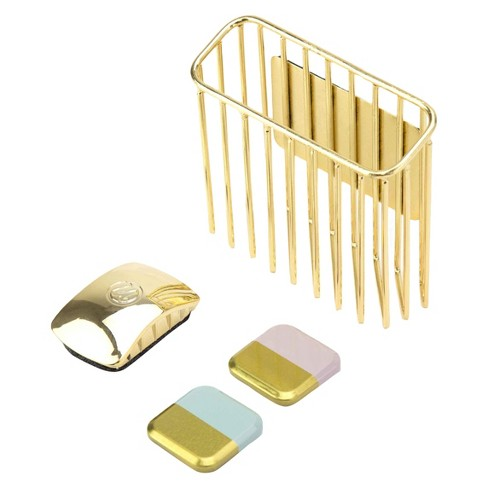Ubrands® Magnetic Utility Cup Value Pack - Gold - image 1 of 2