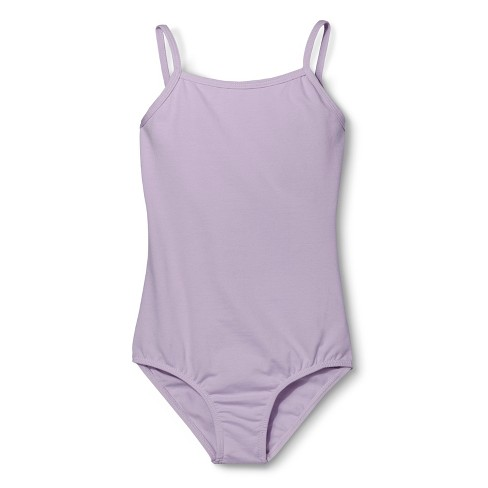 Danz N Motion&#174 by Danshuz&#174 Girls' Leotard -  Lavender 4-6 - image 1 of 1