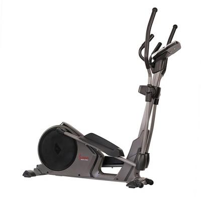 Sunny Health & Fitness Pre-Programmed Elliptical Trainer