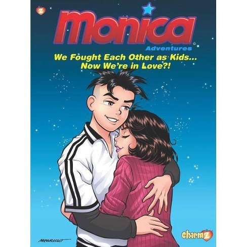 Monica Adventures #2 - by  Mauricio de Sousa (Hardcover) - image 1 of 1