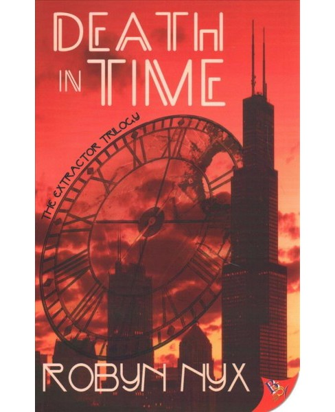 Death in Time -  by Robyn Nyx (Paperback) - image 1 of 1